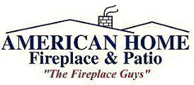 American Home Fireplace & Patio Logo