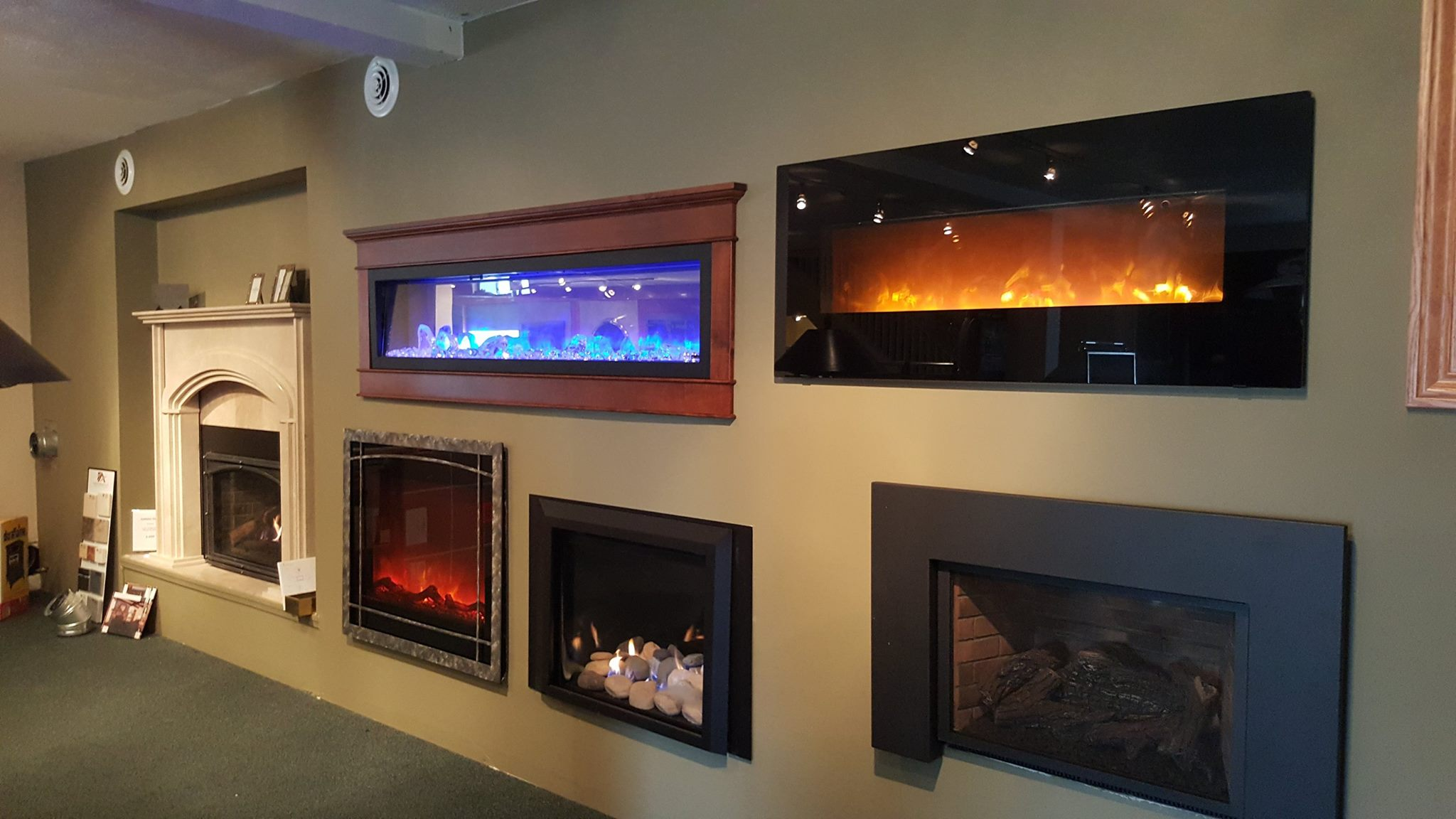 custom fireplace shop u2013 north canton oh u2013 akron oh u2013 alliance oh