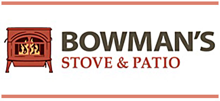 Bowman's Stove & Patio, Inc. Logo