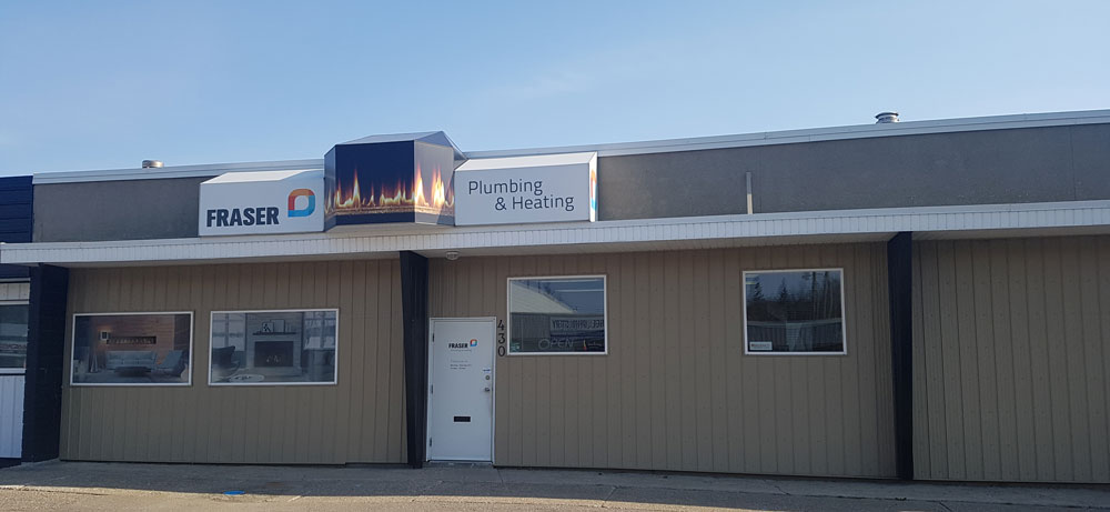 Fraser Plumbing & Heating LTD Building or Showroom