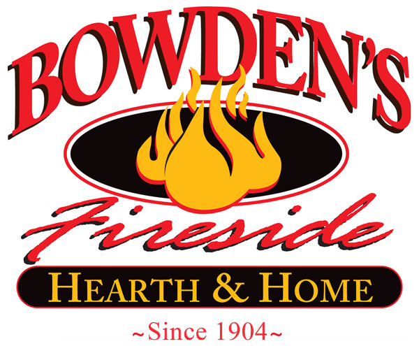 Bowden's Fireside - Hearth & Home Logo