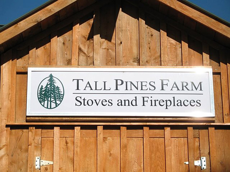 Tall Pines Farm, Inc. Building or Showroom