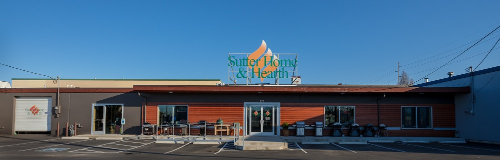 Sutter Home & Hearth, Inc. Building or Showroom