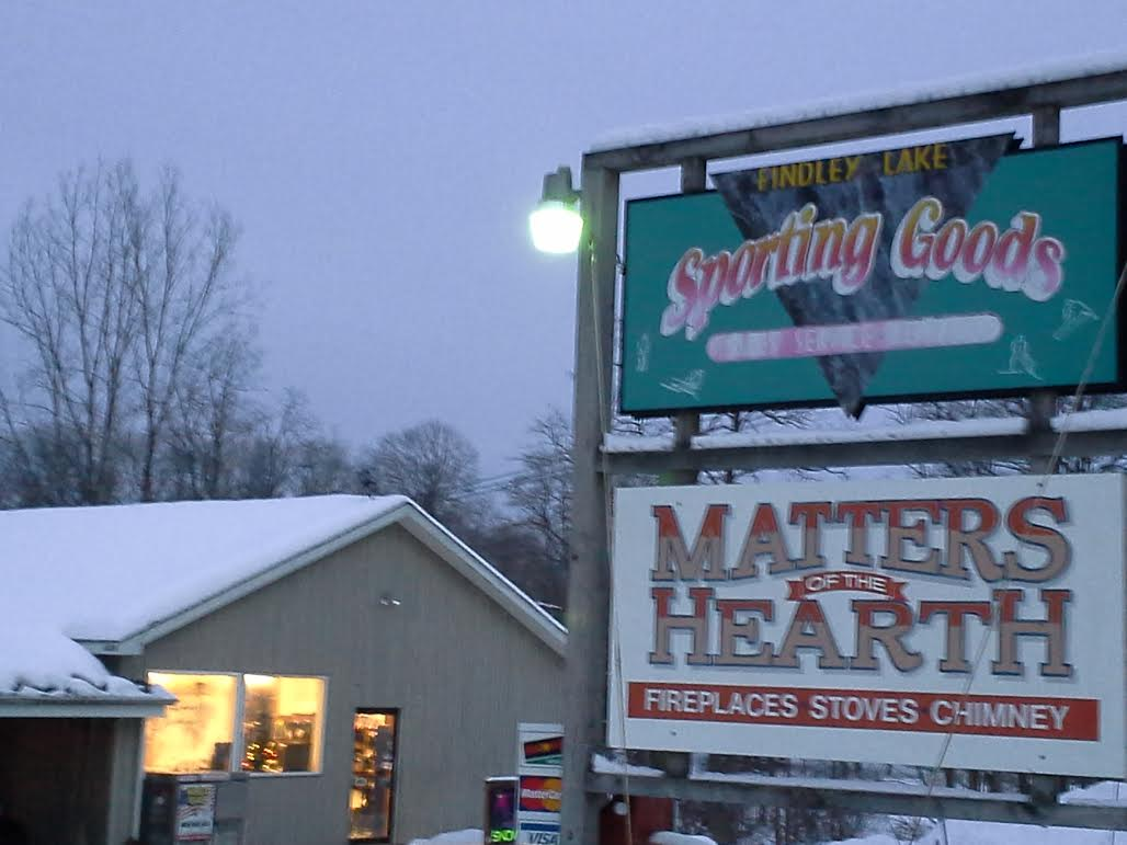 Matters of The Hearth, Inc. Building or Showroom