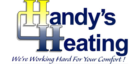 Handy's Heating, Inc. Logo