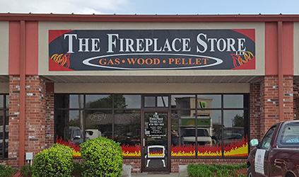 Fireplace Store, LLC Logo