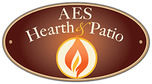 AES Hearth & Patio Logo