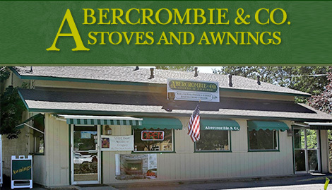 Abercrombie & Co. Stoves & Awnings Logo