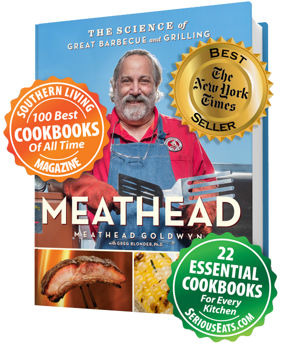 Meathead, The Science of Great Barbecue and Grilling