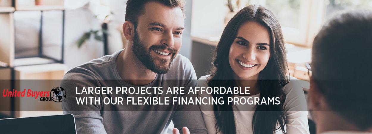 United Buyers Group Flexible Financing Options