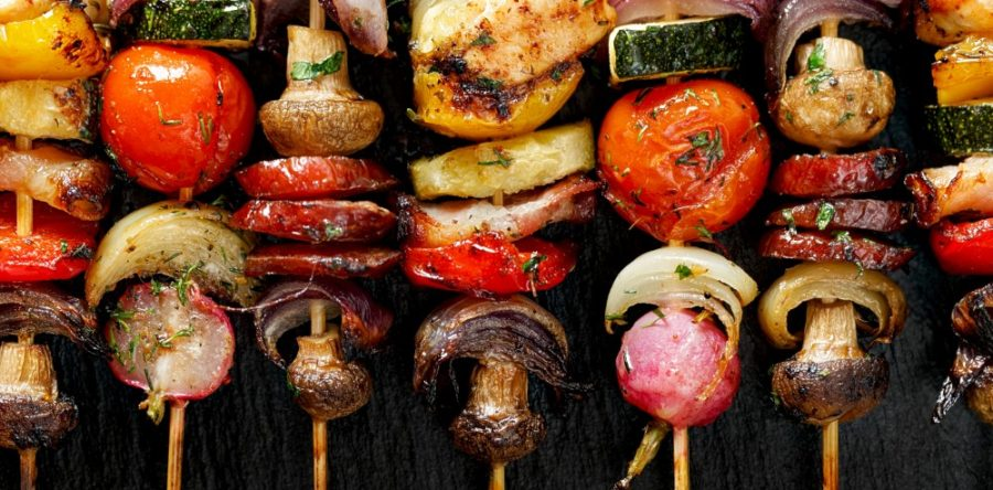 Do you barbecue using gas, charcoal or pellets?
