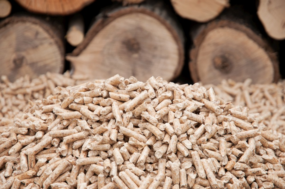 How are pellets made?