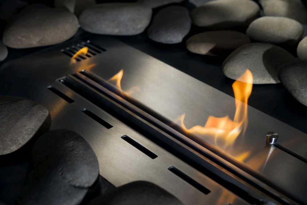Is there a burn-in procedure for a new fireplace, stove or insert?