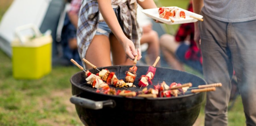 Portable barbecues for everyone