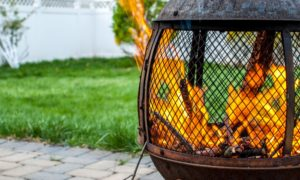 How important is Outdoor Fireplace Care?