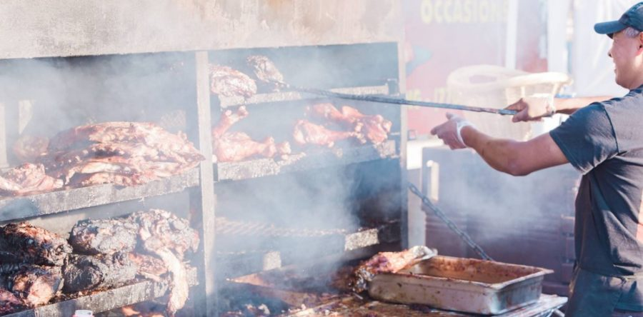 Barbecue events in July