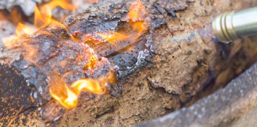Gas vs Wood Fireplaces