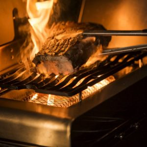 Cooking with infra-red energy, a real performance innovation