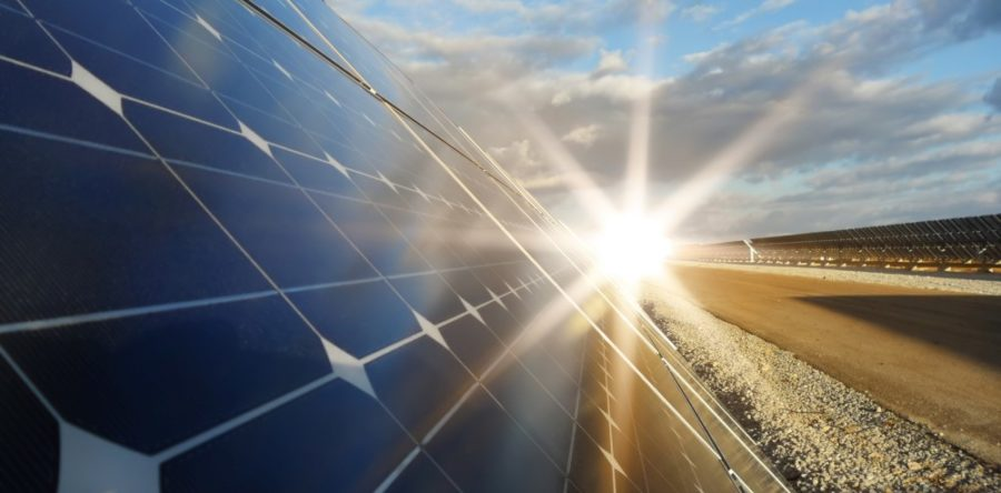 Your home at your fingertips with solar energy