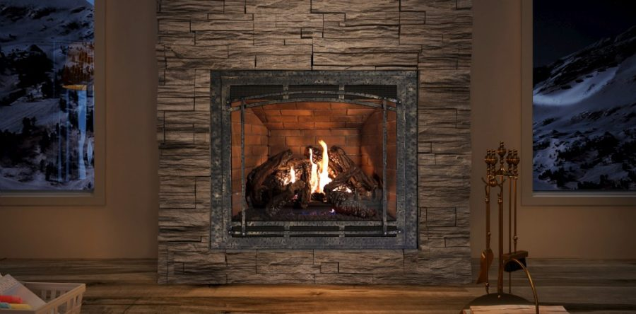 Whether looking for an alternative heating system or looking to add more personality to your living room with a fireplace
