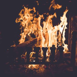 Reasons You Can't Get a Fire Burning in Your Fireplace Pt 1