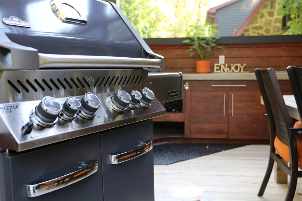 Ambiance 500 Gas Grill Knobs by Napoleon - We Love Fireplaces and Grills