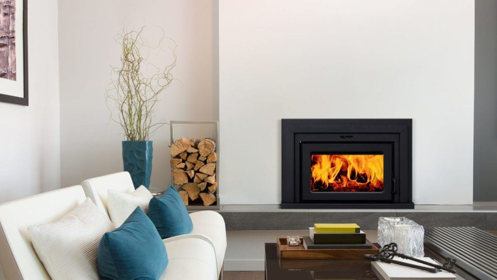 Can I convert my wood burning fireplace into a gas fireplace?