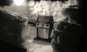 5 Tips on using your grill during winter