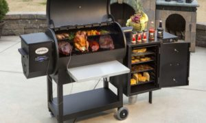 Grill or Smoker