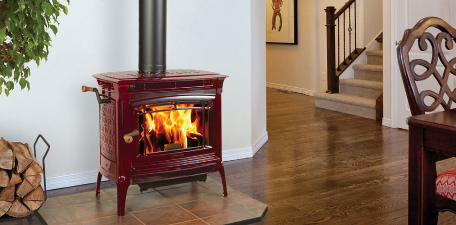 When choosing a wood burning stove is a catalytic or non-catalytic stove better?