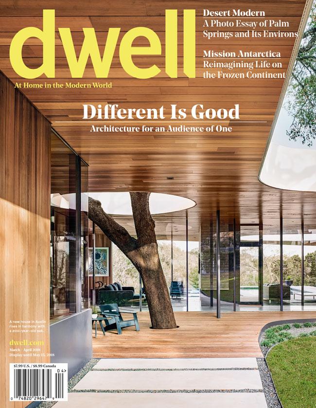 Magazine Dwell
