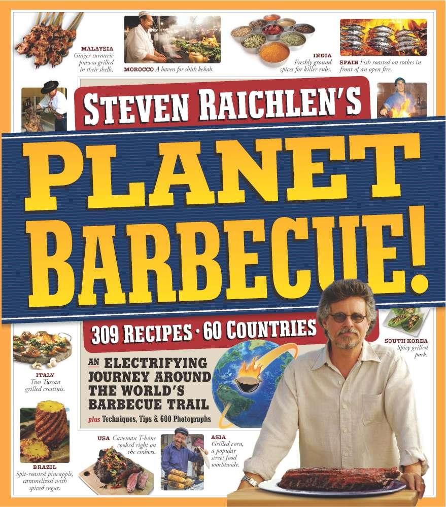 Excerpted from Planet Barbeque by Steven Raichlen (Workman Publishing). Copyright © 2010. Photographs by Ben Fink.