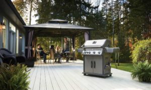 Grills: Two Novelties That Are a Must!