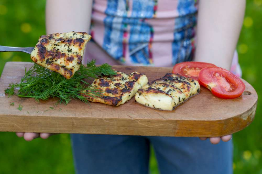 Versatile, halloumi grilling cheese is good in many recipes.
