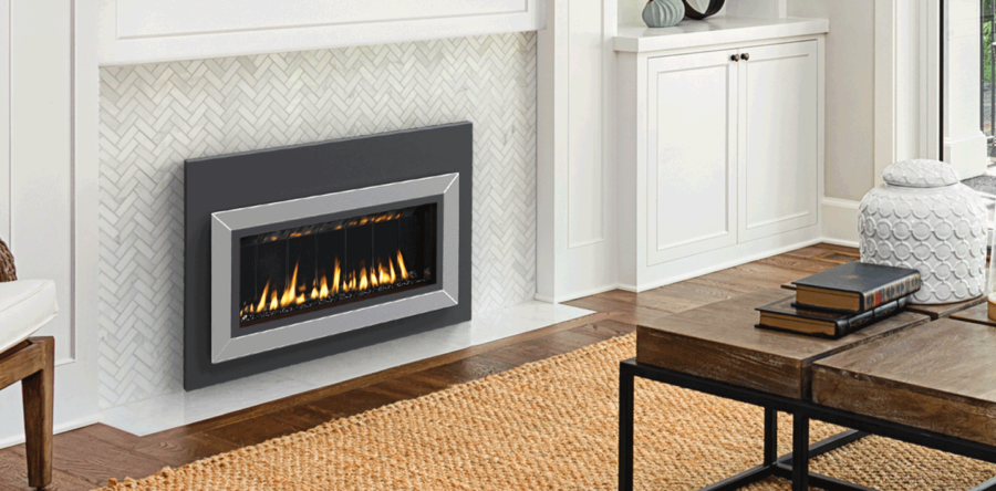 Is there a difference between a gas fireplace and a gas fireplace insert?
