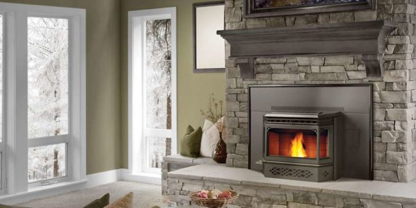 Fireplaces Choose Between Gas Wood Electricity And Pellet