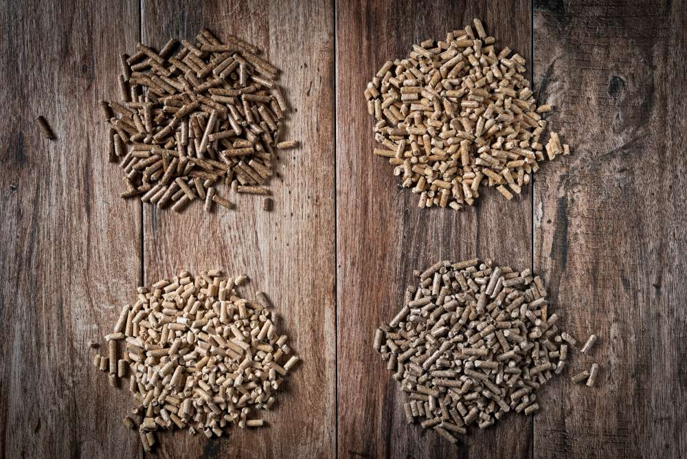 What should I look for when I shop for pellets?