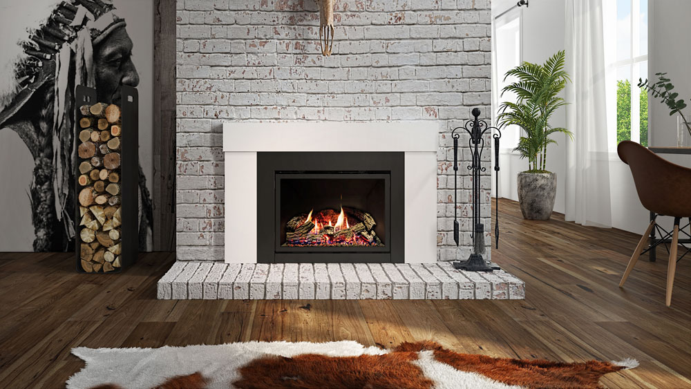 How To Reface A Fireplace We Love Fire, How Much Does It Cost To Reface A Fireplace With Tile