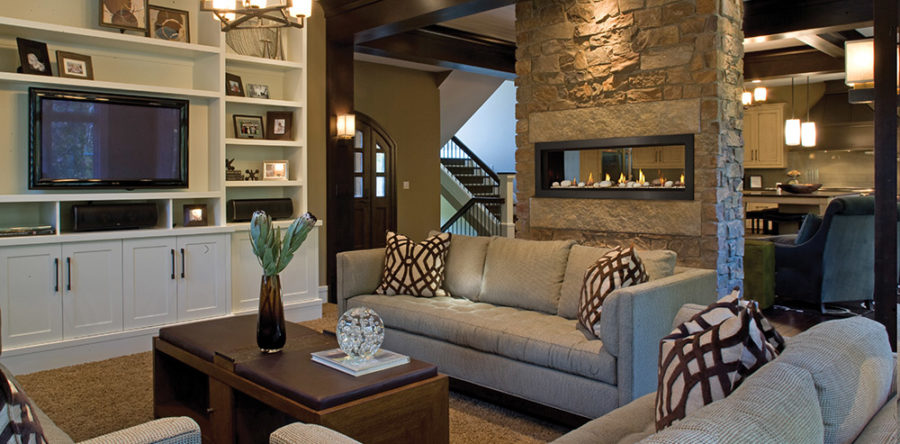How is a Gas Fireplace Installed?