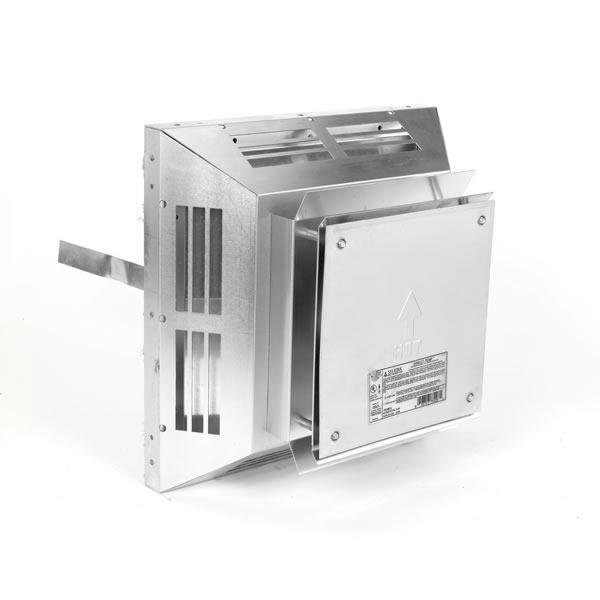 Selkirk direct vent horizontal high wind termination cap