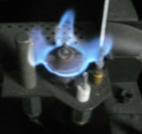 How can I re-ignite my pilot light?