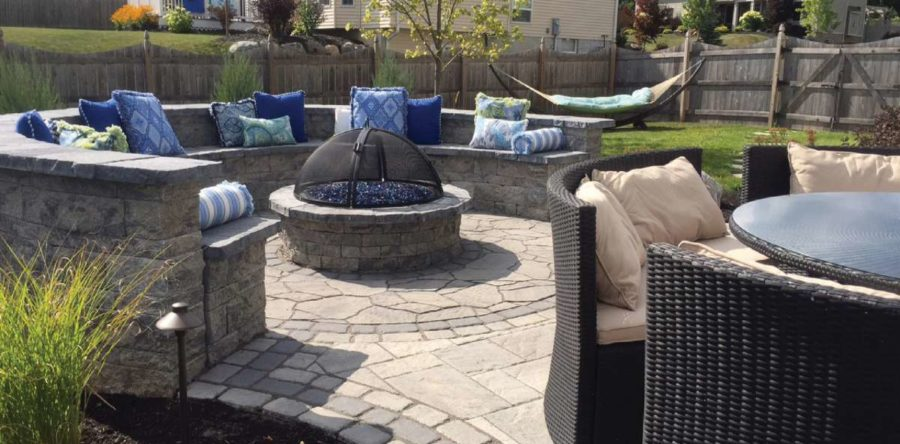 Planning Your Outdoor Fireplace