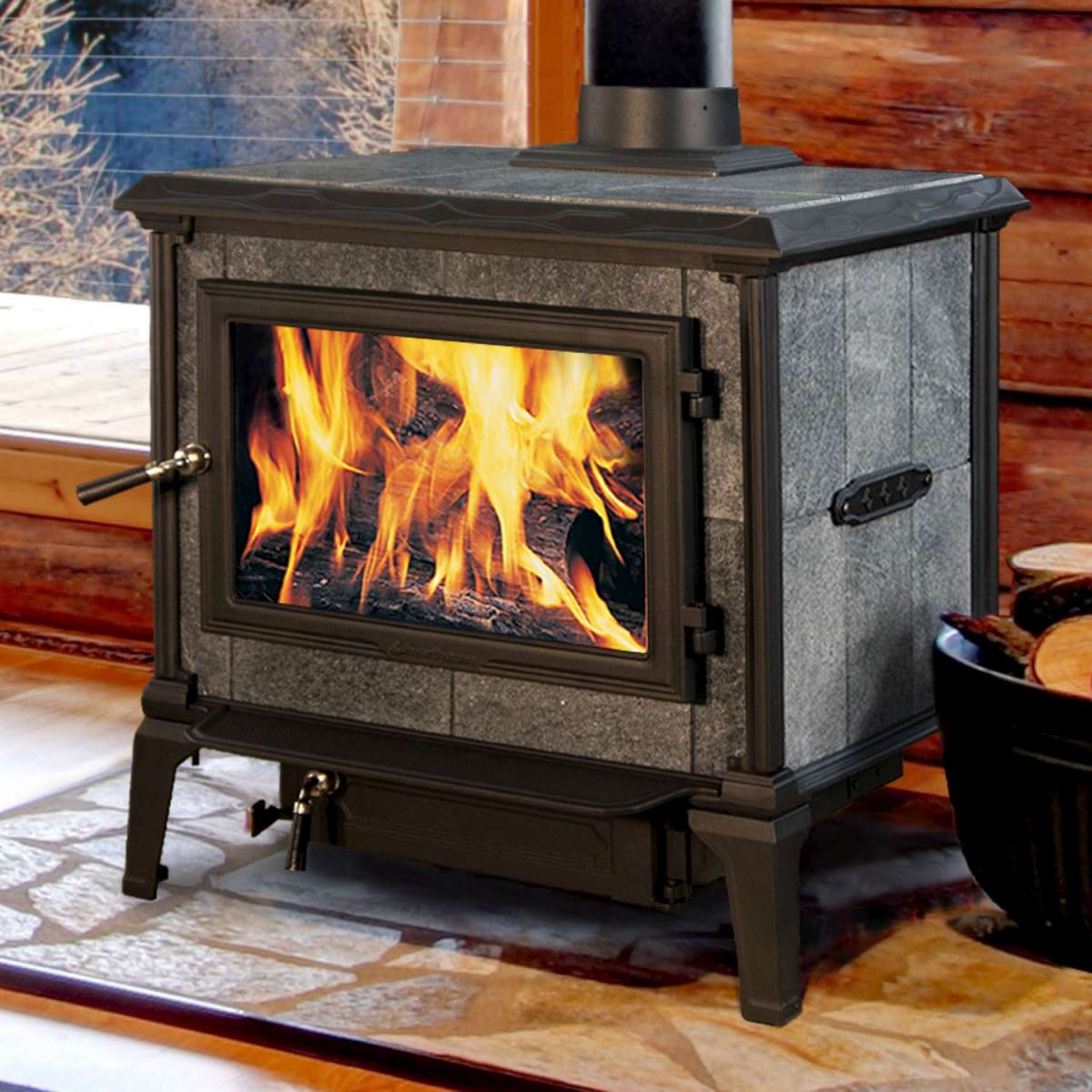 Four Reasons Why Soapstone Stoves Are Worth The Investment