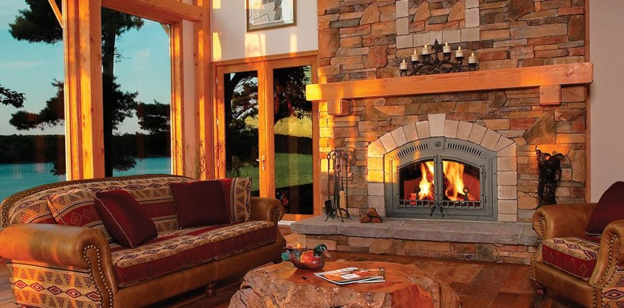 Are wood fireplaces and wood stoves legal to use in the United States?