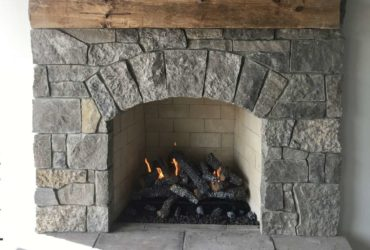 What Happens to a Fireplace When It Rains?