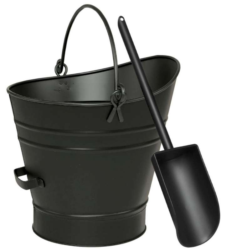 Traditional Ash Bucket