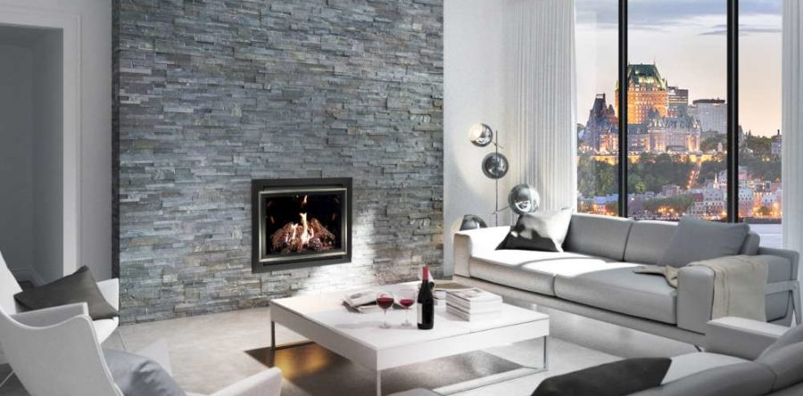 What better suits your needs? A fireplace or a stove?