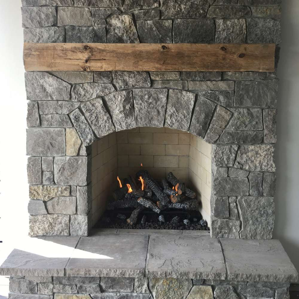 Masonry Fireplace Holland Michigan