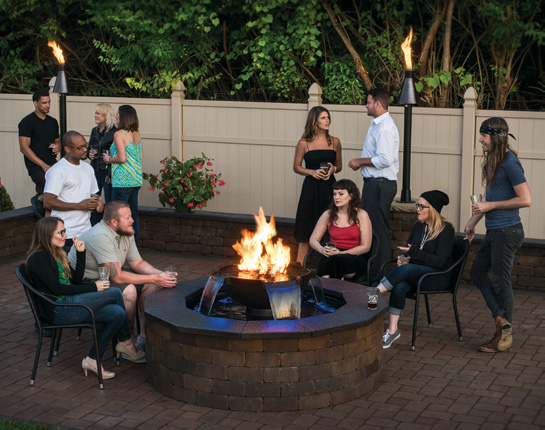 How Do I Choose A Gas Fire Pit?
