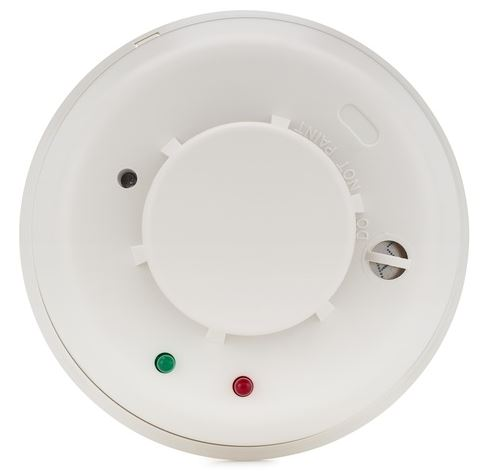 Honeywell wireless smoke detector